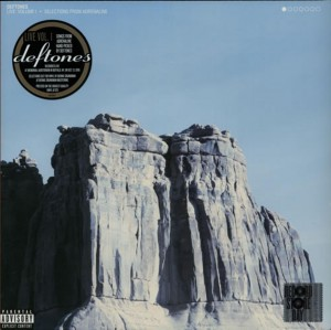 LP Deftones. Live: Volume 1 - Selections From Adrenaline (LP)