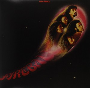 LP Deep Purple. Fireball (LP)