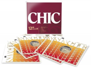 LP Chic. The 12 Singles Collection (LP)