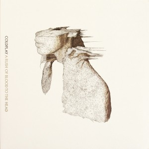 LP Coldplay. A Rush of Blood to the Head (LP)