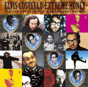 LP Elvis Costello. Extreme Honey (LP)