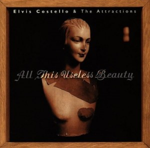 LP Elvis Costello. All This Useless Beauty (LP)