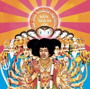 LP Jimi Hendrix. Axis. Bold As Love (LP)