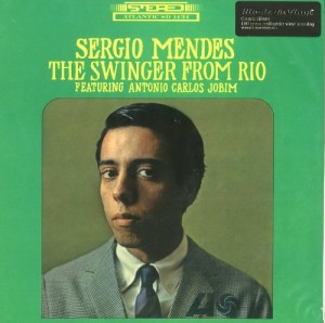 LP Sergio Mendes. The Swinger From Rio (LP)