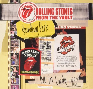 LP The Rolling Stones. From The Vault. Live In Leeds 1982 (LP)