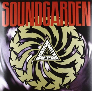LP Soundgarden. Badmotorfinger (LP)