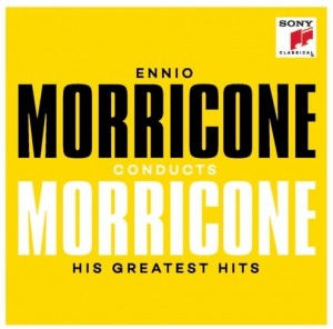Audio CD Ennio Morricone. Ennio Morricone conducts Morricone - His Greatest Hits