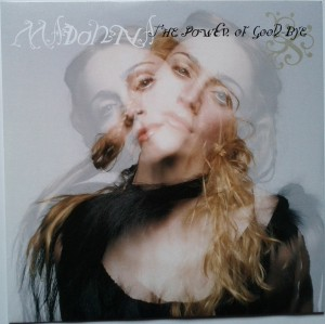 LP Madonna. The Power Of Good-Bye (LP)