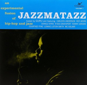 LP Guru. Jazzmatazz. Volume 1 (LP)