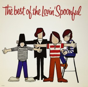 LP The Lovin' Spoonful. The Best Of (LP)