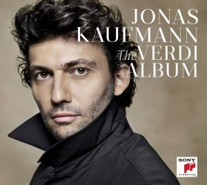 LP Jonas Kaufmann. The Verdi Album (LP)