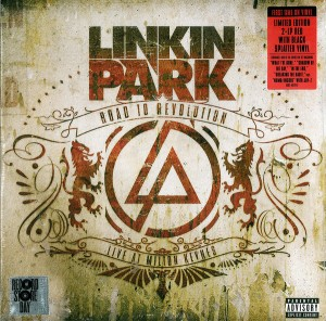 LP Linkin Park. Road To Revolution: Live At Milton Keynes (LP)