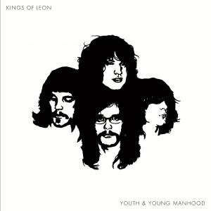 LP Kings Of Leon. Youth and Young Manhood (LP)