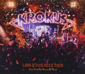 LP Krokus. Long Stick Goes Boom (Live From Da House Of Rust) (LP)