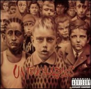 LP Korn. Untouchables (LP)