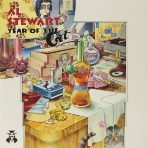 LP Al Stewart. Year Of The Cat (LP)