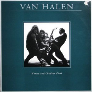 LP Van Halen. Women And Children First (LP)