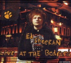 LP Ed Sheeran. Live At The Bedford (EP) (LP)