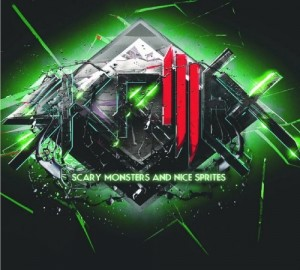 LP Skrillex. Scary Monsters And Nice Sprites Ep (LP)