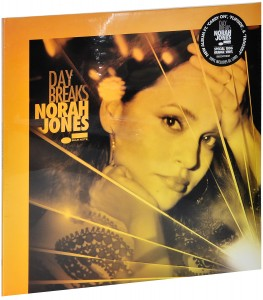 LP Norah Jones. Day Breaks [оранжевый] (LP)