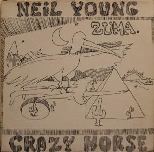 LP Neil Young & Crazy Horse. Zuma (LP)