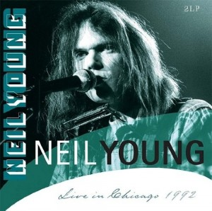 LP Neil Young. Live In Chicago 1992 (LP)
