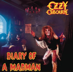 LP Ozzy Osbourne. Diary Of A Madman (LP)