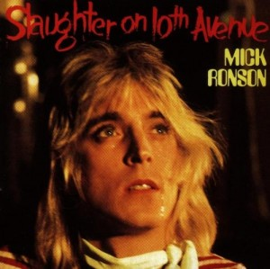 LP Mick Ronson. Slaughter On 10th Avenue (LP)