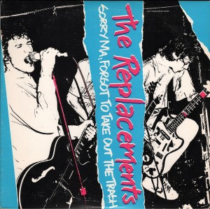 LP The Replacements. Sorry Ma (LP)