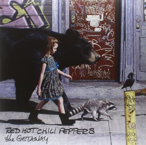 LP Red Hot Chili Peppers. The Getaway (LP)