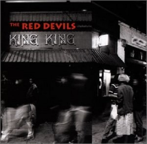 LP The Red Devils. King King (LP)