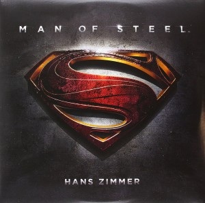 LP OST. Man of Steel (By Hans Zimmer) (LP)