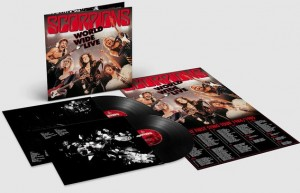 LP Scorpions. World Wide Live (50th Anniversary Deluxe Edition) (LP)