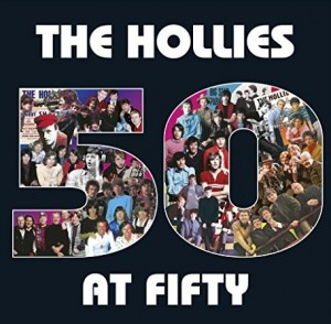 Audio CD The Hollies. 50 At Fifty