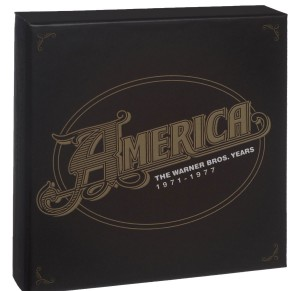 Audio CD America. The Warner Bros. Years 1971-1977