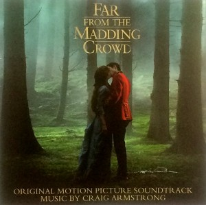 Audio CD Craig Armstrong. Far From The Madding Crowd