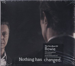 Audio CD David Bowie. Nothing Has Changed