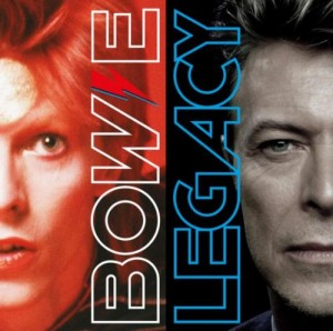 Audio CD David Bowie. Legacy