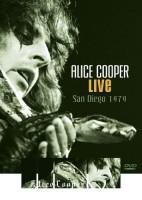 Alice Cooper. Live in San Diego 1979