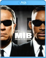 Blu-Ray Люди в черном (Blu-Ray) / Men in Black