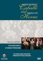 Montserrat Caballe And Marilyn Horne: Perform Vivaldi, Meyerbeer, Mercadante, Rossini