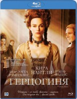 Blu-Ray Герцогиня (Blu-Ray) / The Duchess
