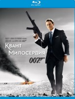 ������ ����: ����� ���������� (Blu-Ray) / Quantum of Solace