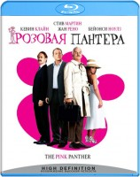Blu-Ray Розовая пантера (Blu-Ray) / The Pink Panther