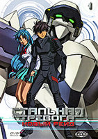 DVD �������� �������: ����� ����. ���� 1 / Full Metal Panic! The Second Raid