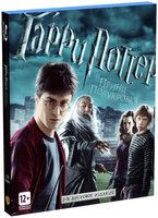 ����� ������ � �����-���������� (2 Blu-Ray) / Harry Potter and the Half-Blood Prince