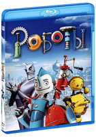 Роботы (Blu-Ray) / Robots / Robots: The IMAX Experience