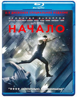 Начало (2 Blu-Ray) / Inception