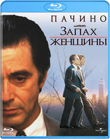 Blu-Ray Запах женщины (Blu-Ray) / Scent of a Woman