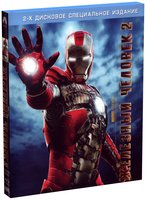 �������� ������� 2 (2 Blu-Ray) / Iron Man 2